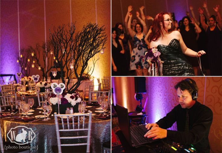 Selecting Music for Your Disneyland Wedding // Photo credit: White Rabbit Photo Boutique