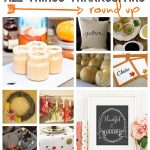 All Things Thanksgiving Roundup!