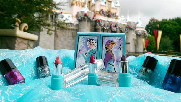 No Surprise … FROZEN is the Next Collection in the Beautifully Disney Makeup Line