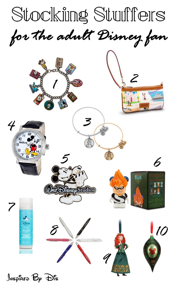 Disney Fanatic Gifts Disney Stocking Stuffer Gifts