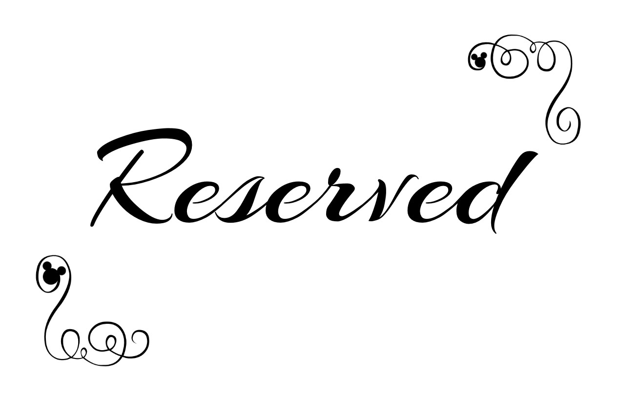 Agile image inside free printable reserved signs