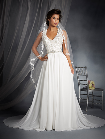 The 2015 Alfred Angelo Disney Fairy Tale Wedding Gowns - Jasmine