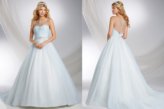 The 2015 Alfred Angelo Disney Fairy Tale Wedding Gowns - Cinderella