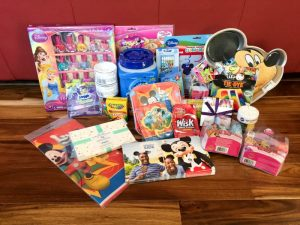 I'm Hosting a Disney Side At Home Celebration! Unboxing Video