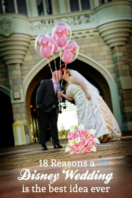 18 Ways to Convince Your Family a Disney Wedding is the Best Idea Ever // Image by Mikkel Paige