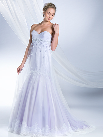 The 2015 Alfred Angelo Disney Fairy Tale Wedding Gowns - Rapunzel