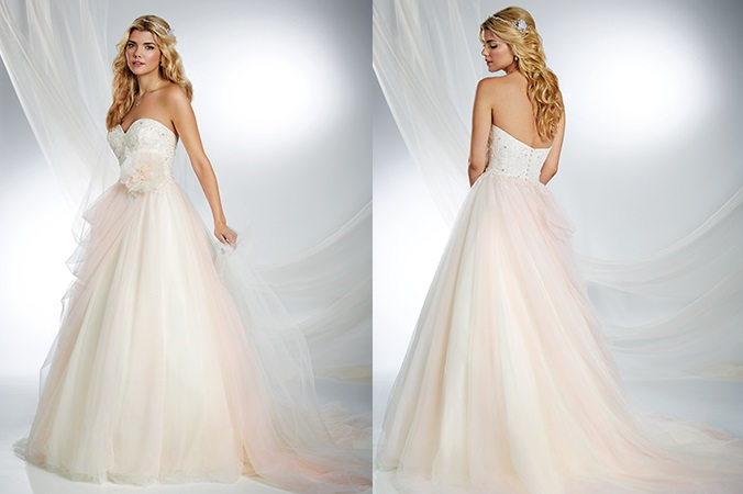 The 2015 Alfred Angelo Disney Fairy Tale Wedding Gowns - Sleeping Beauty