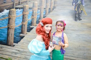 Lorelei's Pirate Mermaid Birthday Party