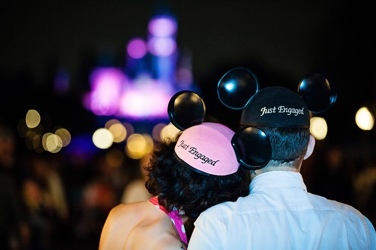 Happy National Proposal Day: Disney Style! Photo credit: White Rabbit Photo Boutique