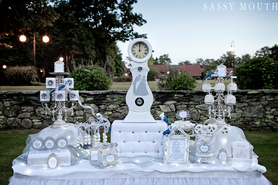 Cinderella Wedding Styled Shoot // Sassy Mouth Photography