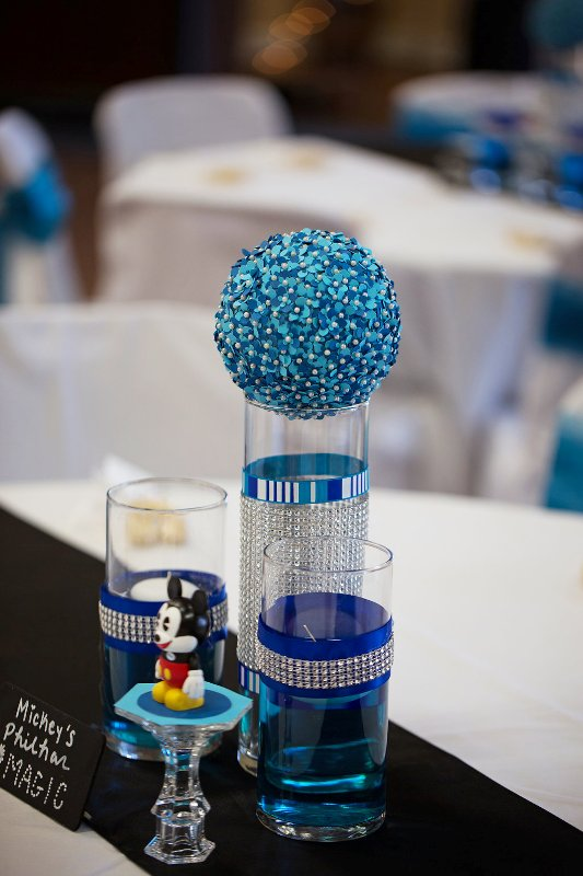 Vinylmation Fairy Tale At-Home Disney Wedding // Skylar Wyatt Photography