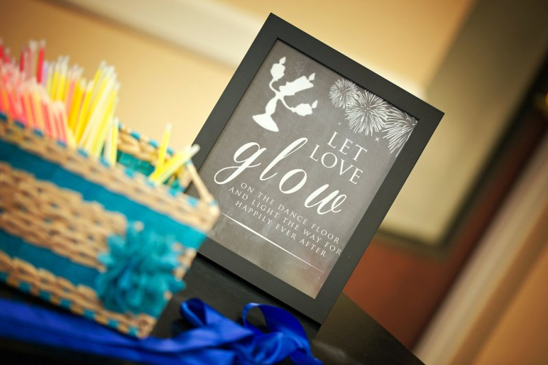 Fairy Tale At-Home Disney Wedding // Skylar Wyatt Photography