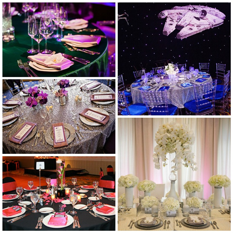 33 Dreamy Tablescapes for Your Disney Wedding