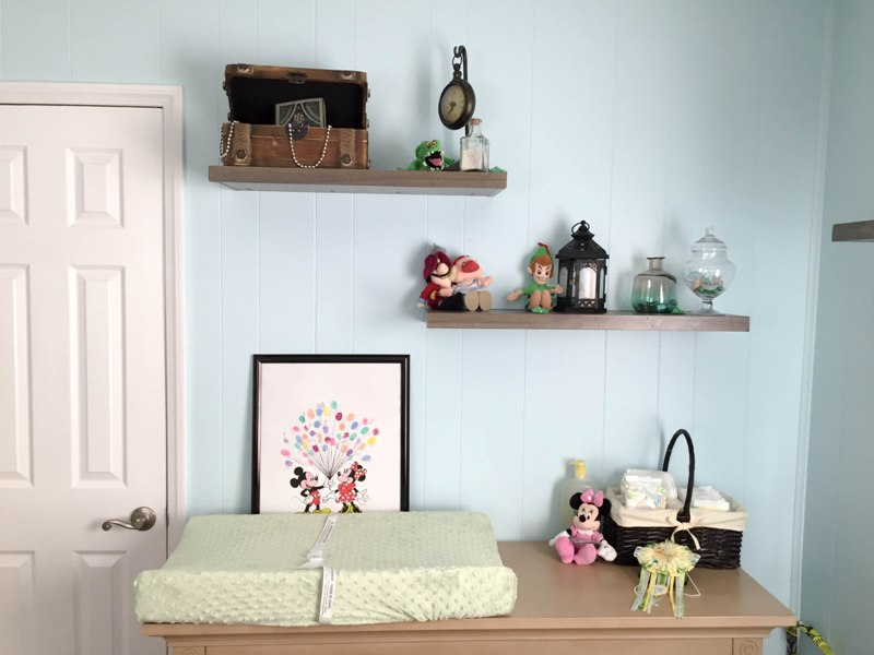Peter Pan Baby Nursery Inspiration - This Fairy Tale Life