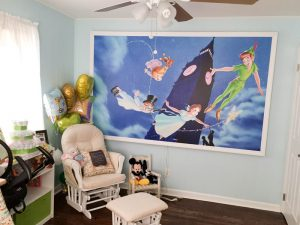 Peter Pan Baby Nursery Inspiration