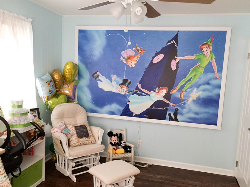 Peter Pan Baby Nursery Inspiration Part 66