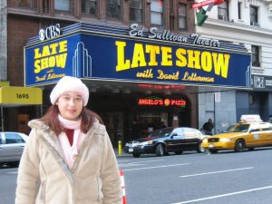 How David Letterman Taught Me to Be Myself