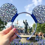 DIY #Disneyland60 Diamond Mickey Ears