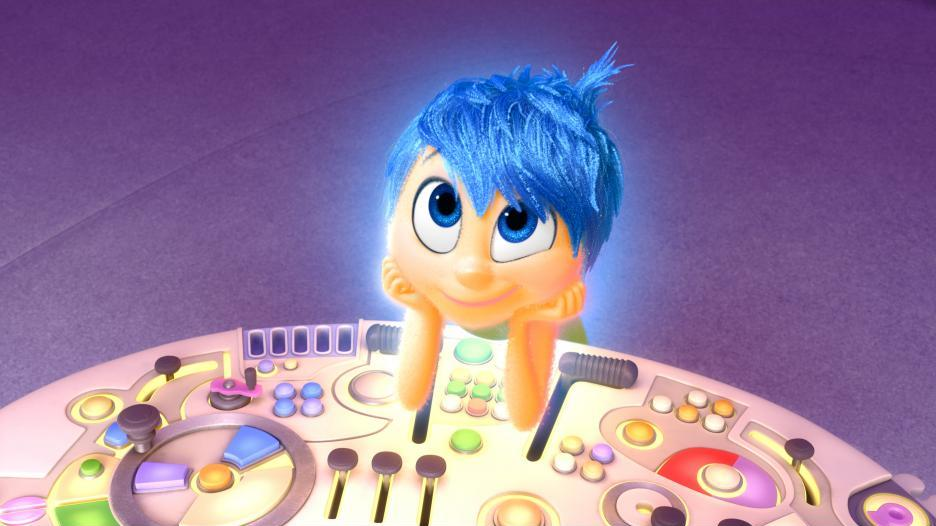 Disney/Pixar's Inside Out Movie Review