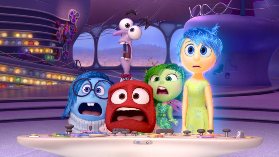 Disney Inside Out Coloring Pages Pdf : Inside out free printable activities and recipes this fairy tale life