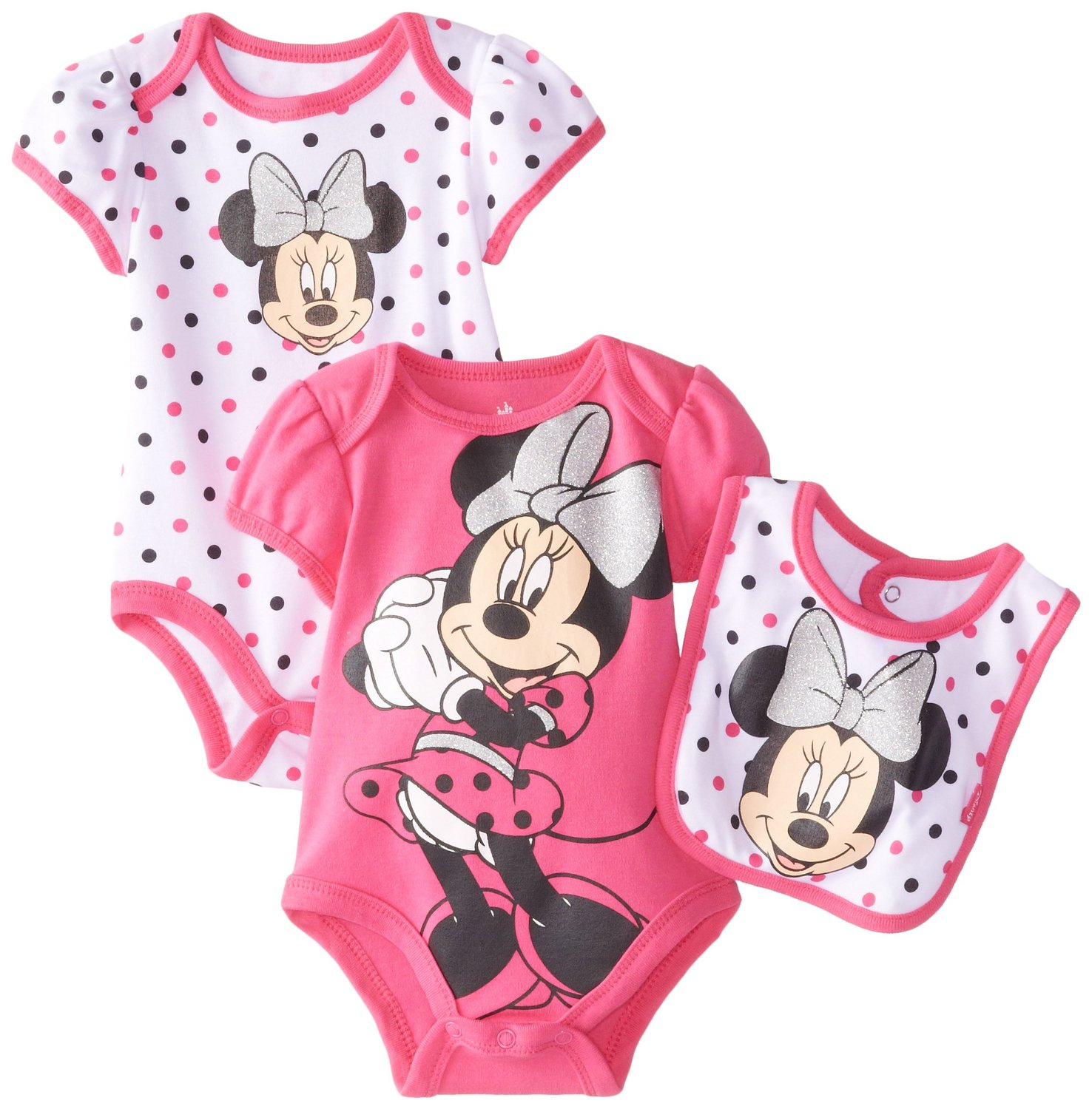 Mickey And Minnie Baby Clothes