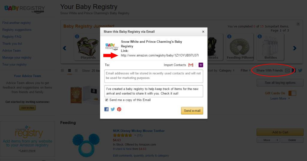 Must Have Disney Items For Your Baby Registry This Fairy