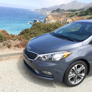 Driving Up the CA Coast – 2015 Kia Forte Review