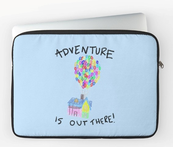Up Laptop Sleeve
