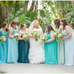 Carolyn and Trini's Disneyland Paradise Pier Hotel Wedding
