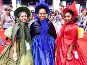 My Favorite Cosplay from D23 Expo 2015