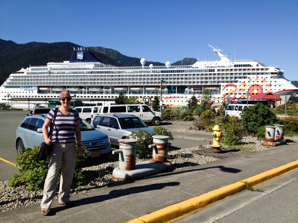 Alaska Cruise - Day 5 - Juneau