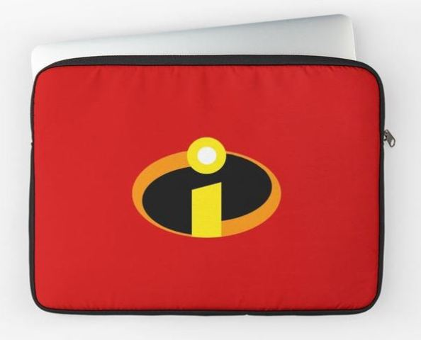 Disney Incredibles Laptop Sleeve