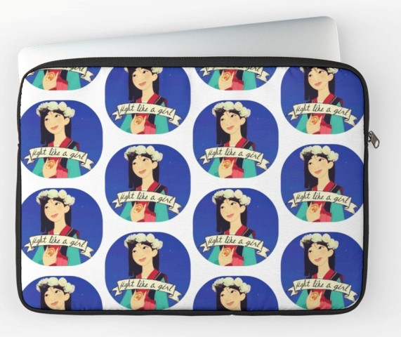 Mulan Laptop Sleeve