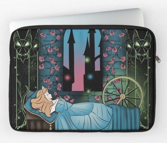 40 Magical Disney Laptop Sleeves