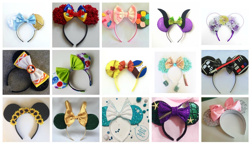 Diy Mouse Ears Tutorial Sew Or Nosew Festa T