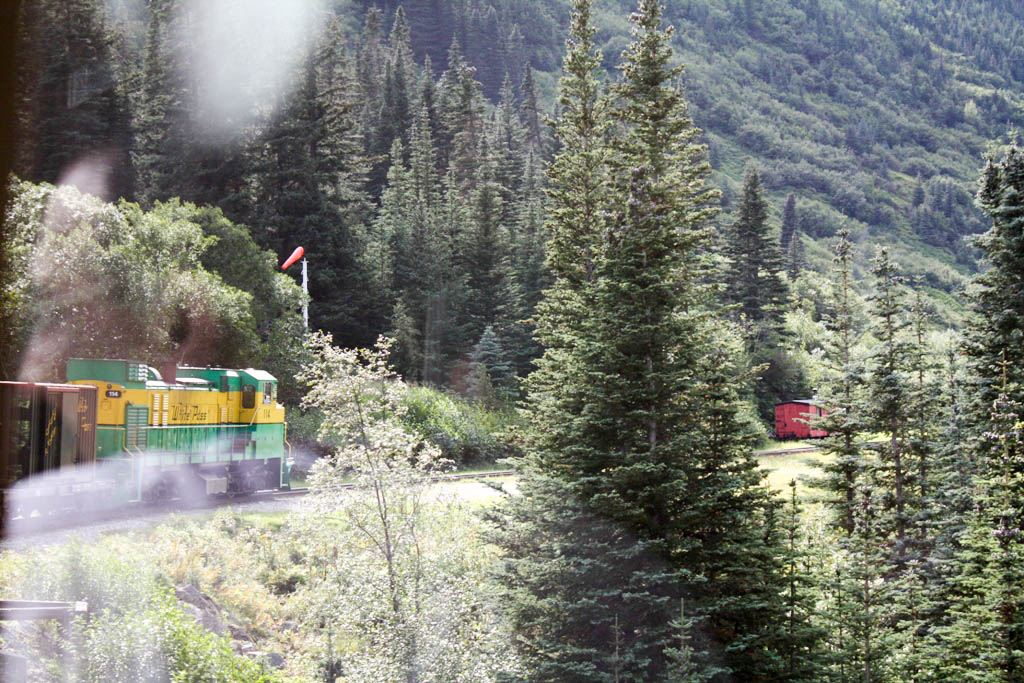 Alaska Cruise - Day 6 - Skagway