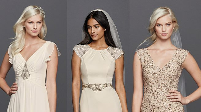 Affordable Jenny Packham Coming to David\'s Bridal in 2016 - This ...