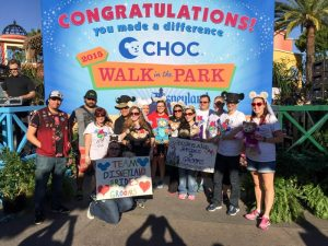 CHOC Walk in the Park 2015 Recap!
