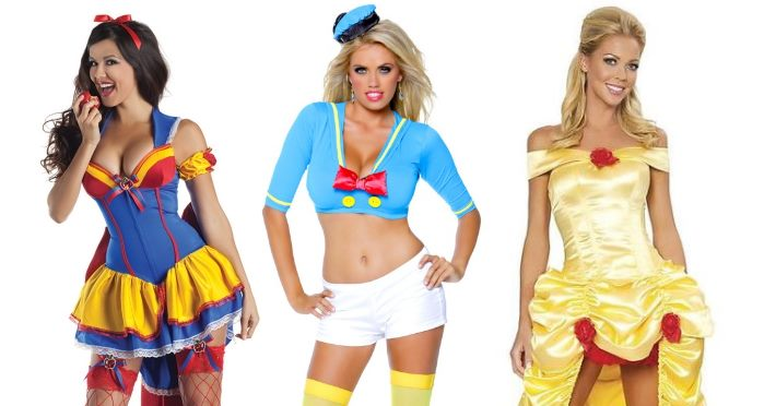 STILL MORE Sexy Disney Halloween Costumes that Have Gone TOO FAR  sc 1 st  This Fairy Tale Life & STILL MORE Sexy Disney Halloween Costumes that Have Gone TOO FAR ...