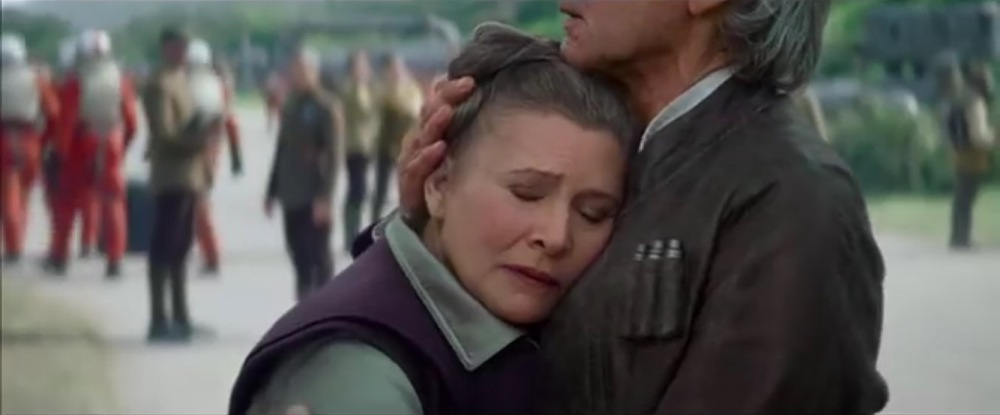 That Time the New Star Wars Trailer Made Me Cry