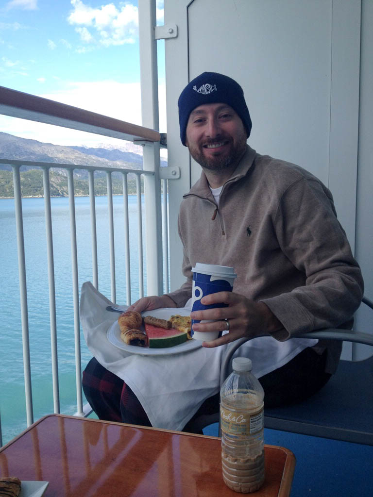 Alaska Cruise – Day 7 – Glacier Bay