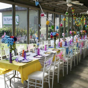 Catalina's Alice in Wonderland Birthday Party