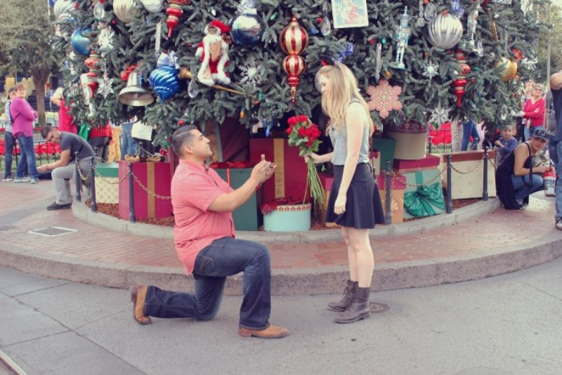 Disney Proposals That Will Make You Believe In True Love