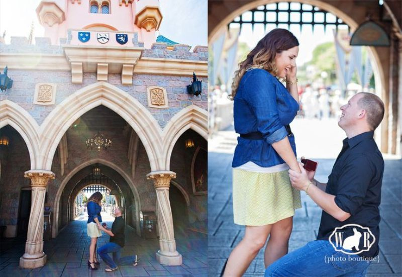25 Disney Proposals That Will Make You Believe in True Love