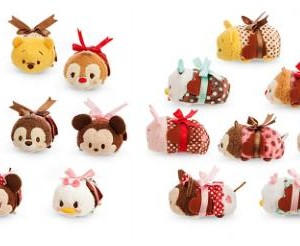 "Nothing Says ""I Love You"" Like a Box of Valentine's Tsum Tsums"