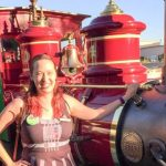 Up Close and Personal with the Disneyland Railroad Steam Engines