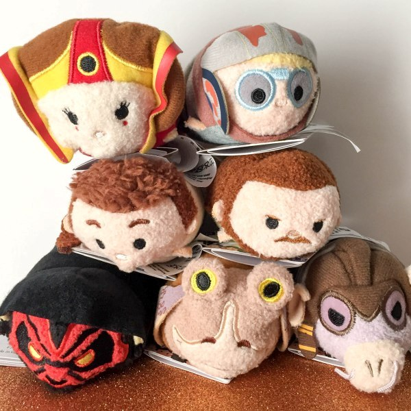 Star Wars Episode I Tsum Tsum Giveaway {CLOSED}