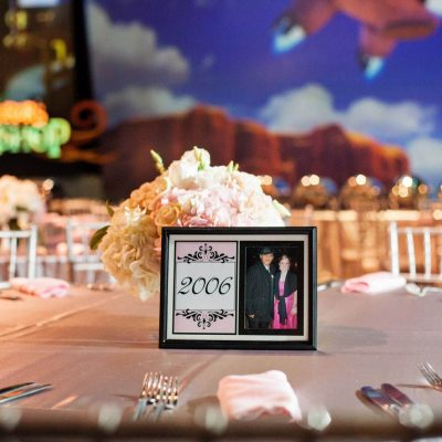 Wedding DIY Table Name Picture Signs for Under $15