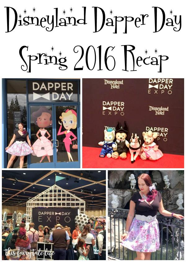 Dapper Day Spring 2016 Recap and Skirt Giveaway!
