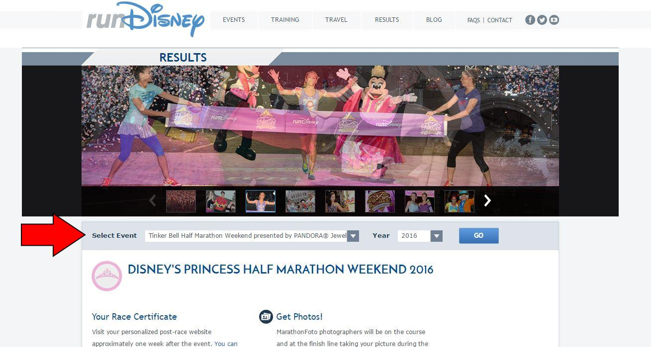 How to Download Your RunDisney PhotoPass Images